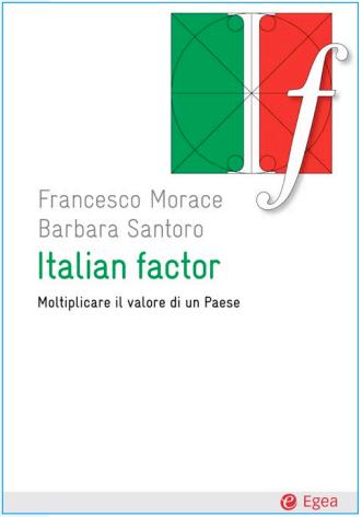 Libro di Francesco Morace: Italian Factor
