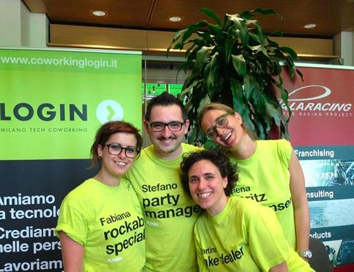 Coworking ed Expo 2015: Coworking Login della Rete Cowo, a Milano