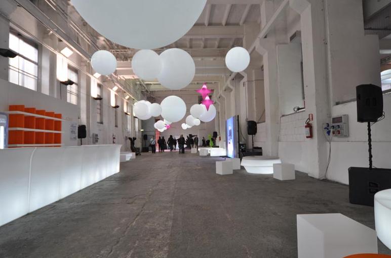 Ex Ansaldo a Milano, spazio coworking