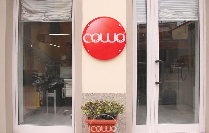 Il marchio registrato di Coworking Cowo