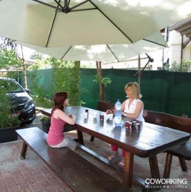 Coworking in estate: Coworking Milano Bicocca