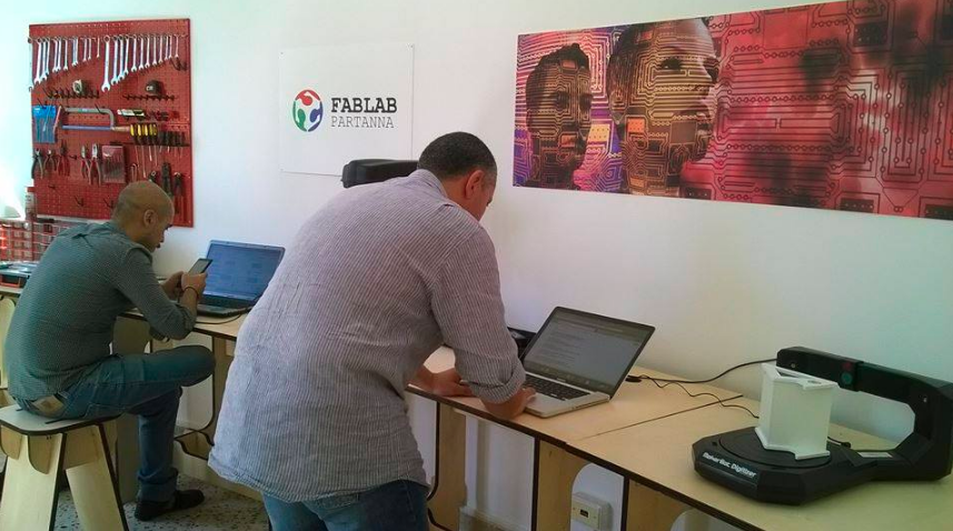 G55 Partanna Coworking e Fablab inaugurati con successo