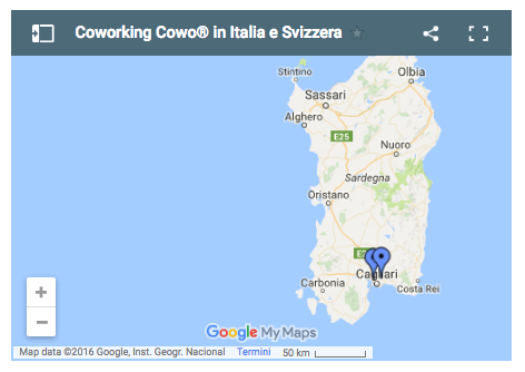 Benvenuto nuovo spazio Coworking a Cagliari Selargius!