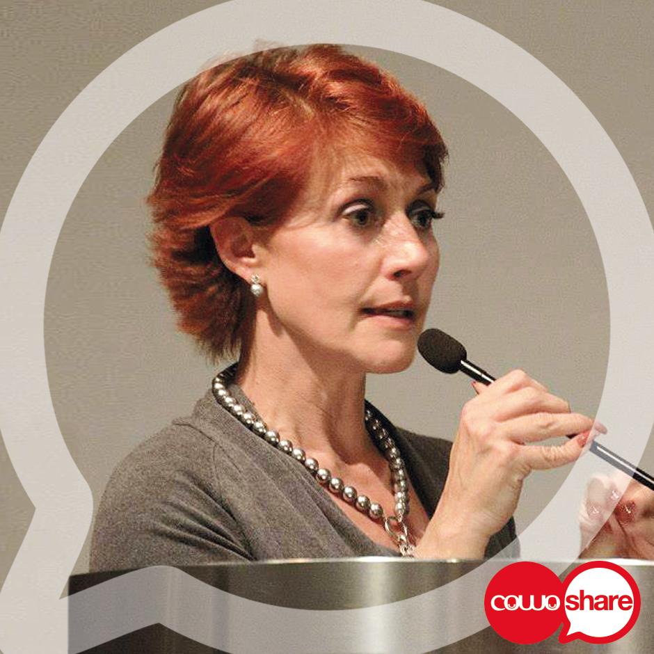 Paola Cogotti Coworking e Istituzioni
