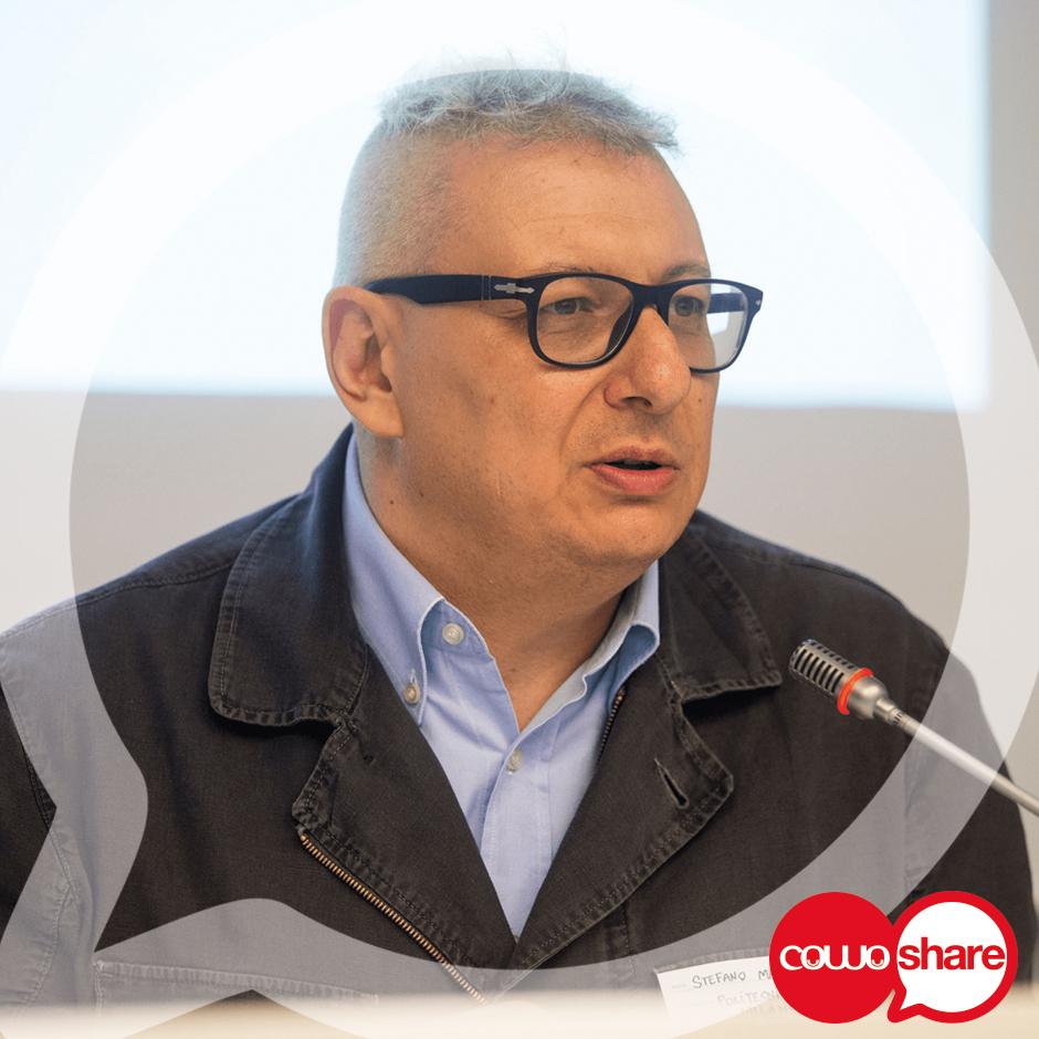 Stefano Maffei su Coworking e Istituzioni